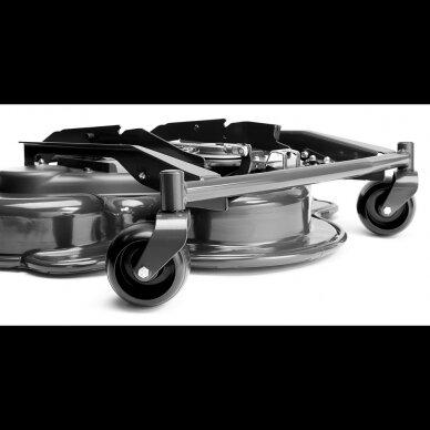 """Pjovimo agregatas """"Combi 112"""" 300 serijos rider traktoriukams 2"""